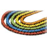 Chaine de couleur 420 YCF