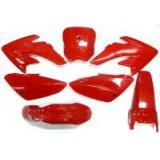 Kit plastique rouge pour CRF 70