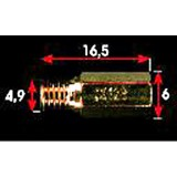 Gicleur principal 102 pour PE28/PWK