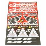 Planche stickers Honda
