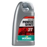 Huile moteur MOTOREX Power Synt 2T synthétique 1L