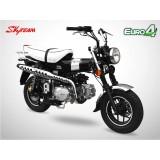 Moto DAX 125 - SKYTEAM - Noir