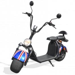 Scooter électrique homologué - CITYCOCO