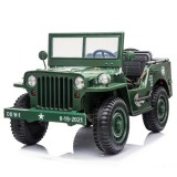 MINI VOITURE JEEP WILLYS (avec options)