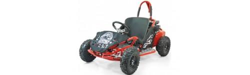 Buggy, Kart, Jeep, Tracteur